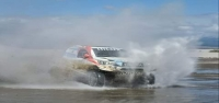 Final de la odisea South American Rally Race